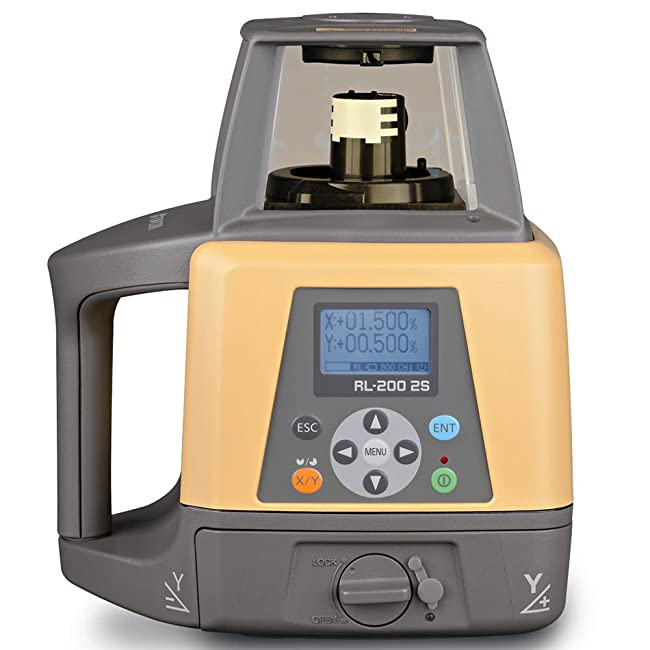 Topcon RL-200 2S High Accuracy Slope Laser Review