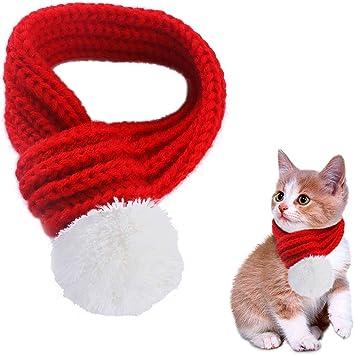 Amazon.com: PEDOMUS - Disfraz de mascota de Navidad, bufanda ...