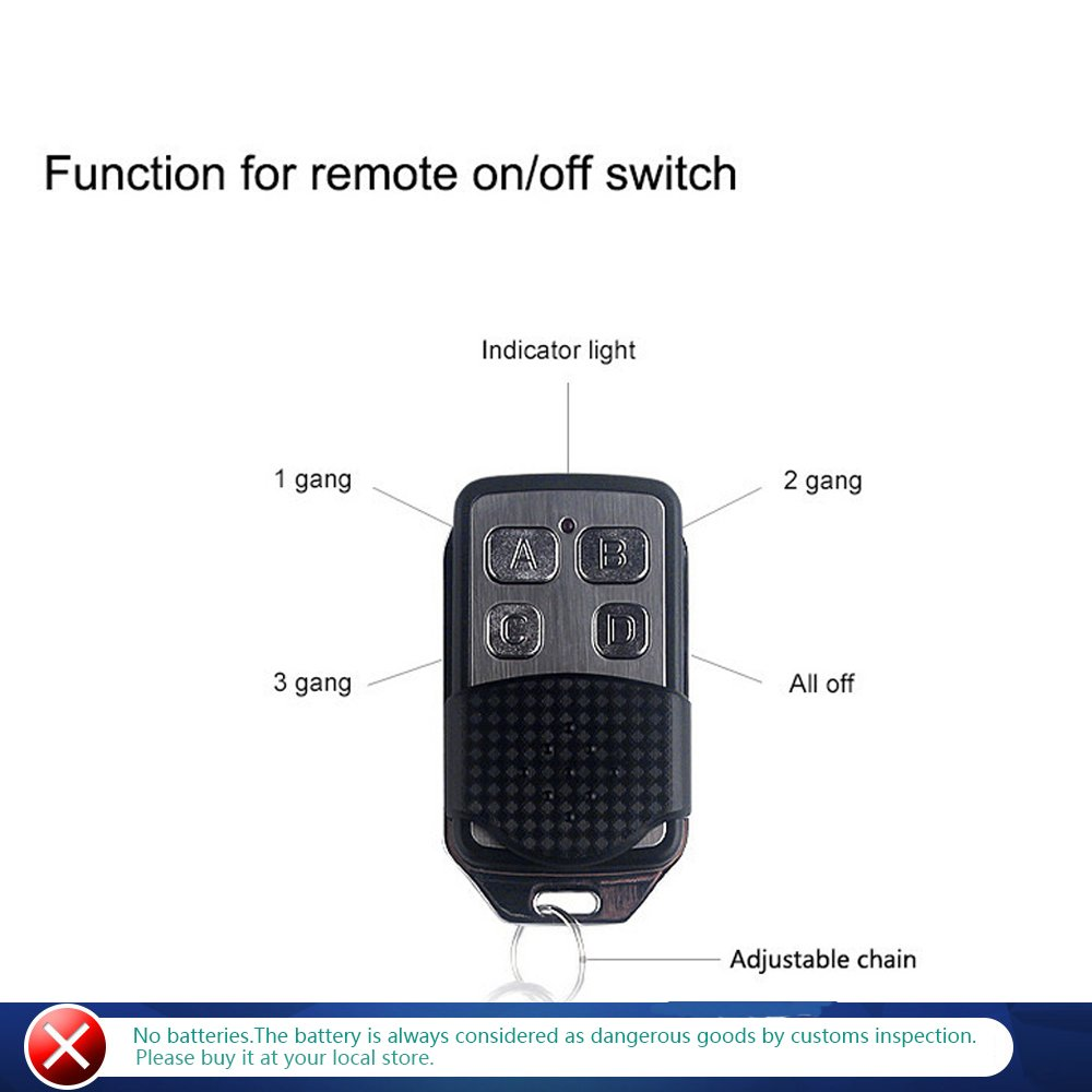 Livolo 2 Way Switch With Indicator