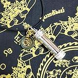 Buddha Amulet Pendant Takrut Three Kings 3 Colors