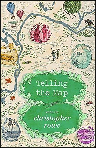 foto de Telling the Map: Stories: Rowe, Christopher: 9781618731326: Amazon ...