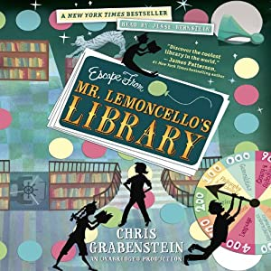 Escape from Mr. Lemoncello's Library Audiobook