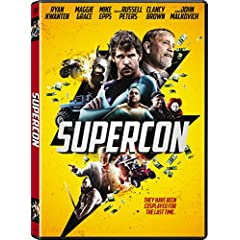 SUPERCON arrives in Theaters and on Digital April 27 and on DVD June 5 from Sony Pictures