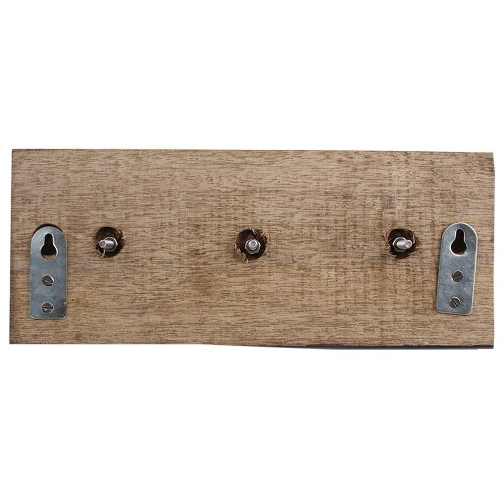 indioshelf hecho a mano 4 Artístico vendimia Verde Maderaen Maderaen Maderaen hoja llave Manos Perchas /Manos para colgando Abrigos 04b670