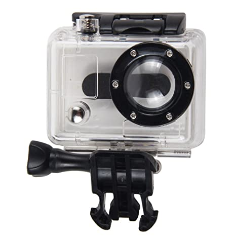 Amazon.com : ANKRY Replacement Waterproof HD Housing Case ...