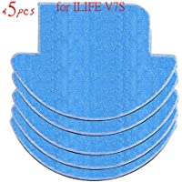 HH 5 pcsx chuwi ilife Robot Vacuum Cleaner MOP Cloths for ILIFE V7S Replacement Mop Cleaning Robot Vacuum Cleaner Mop