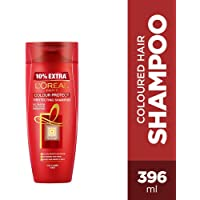 L'Oreal Paris uv Filter Coloured Hair Colour Protect Shampoo, 360ml+36ml
