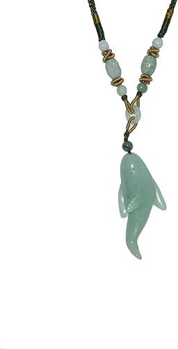 SHARK Pendant Necklace Ocean Fish Surfer Surf Black Cord Silver Tone Jewelry