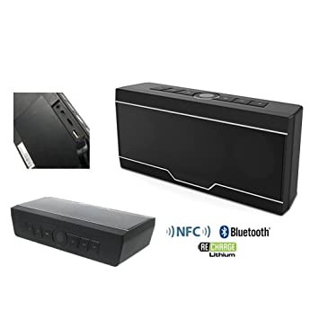 Altavoz Mini Altavoz Bluetooth 2 x 10 W Max NFC Telephone ...