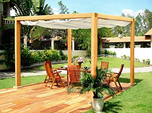 pavillon pergola holz living at garden pergola pavillion. Black Bedroom Furniture Sets. Home Design Ideas