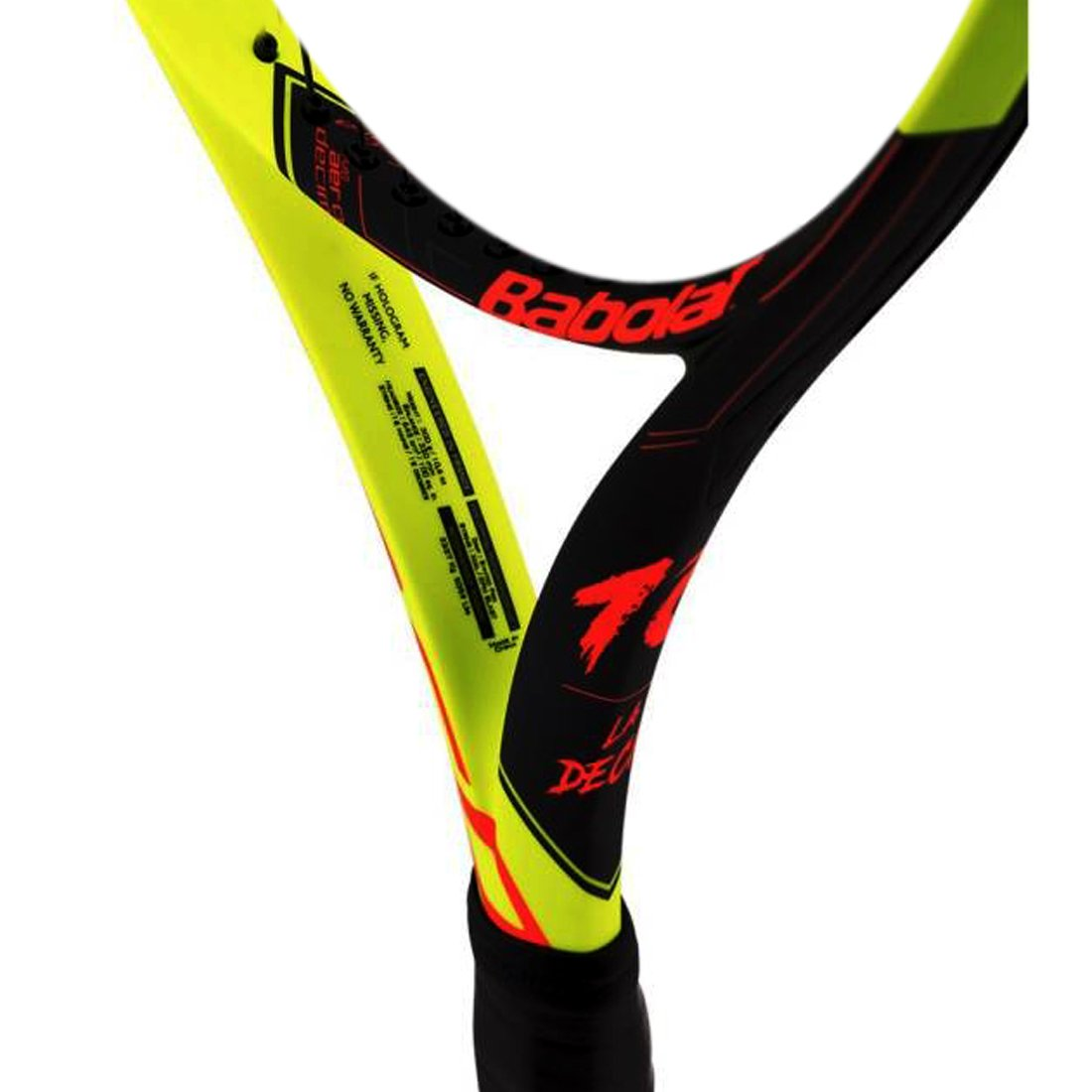 Babolat Pure Aero Decima French Open Tennis Racquet