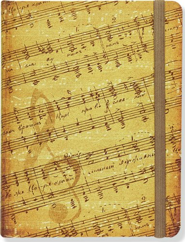 music-journal-diary-notebook