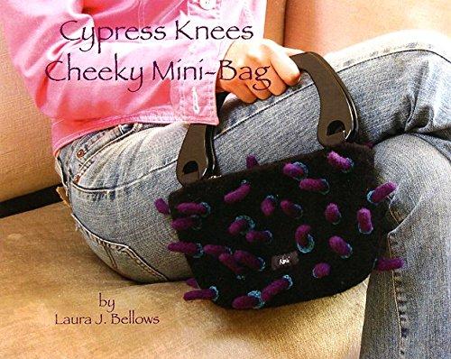 Noni Bags Felted Purse (Cypress Knees Cheeky Mini-Bag - Noni Knitting Pattern #408)