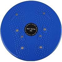 Xinzhi Sport Ejercicio Junta de torsión - Cintura Twister Ejercicio Terapia magnética Torcedura del Disco, Wobble Fitness Fit Ejercicio de Cintura