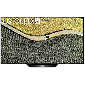 LG 139 cms (55 inches) 4K Ultra HD Smart OLED TV OLED55B9PTA | With Built-in Alexa (PCM Black) (2019 Model)