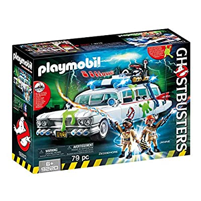PLAYMOBIL Ghostbusters Ecto-1: Playmobil: Toys & Games