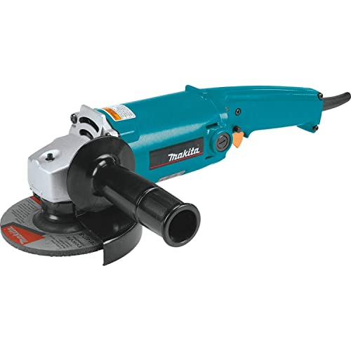 Makita 9005BZ 9-Amp 10000 RPM AC DC Angle Grinder, 5-Inch