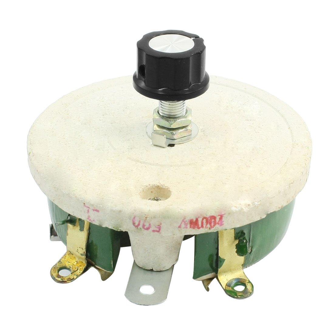 Wirewound Ceramic Potentiometer Variable Rheostat Resistor 200W 500ohm