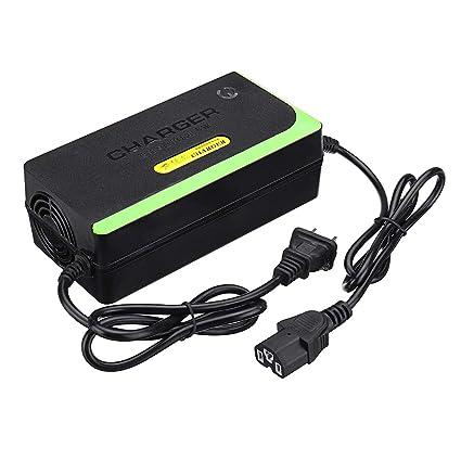 DADEQISH Cargador de batería rápido inteligente de plomo de ...