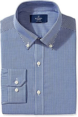 Buttoned Down Men 39 S Fitted Button Collar