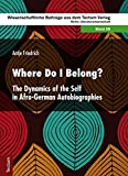 img - for Where Do I Belong? book / textbook / text book