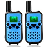 Amazon Price History for:Kids Blue Walkie Talkies 22 Channel FRS/GMRS 2 Way Radios Up to 3KM Handheld Walky Talky Christmas Gift Toys Phones for Teen Boys and Girls