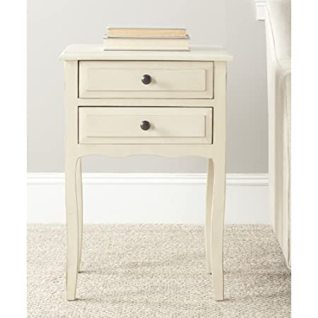 Safavieh American Homes Collection Lori Barley End Table