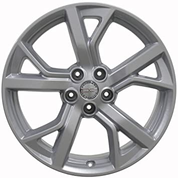 Amazon Silver Wheel 19x8 Maxima Style For 2006 2010 Infiniti