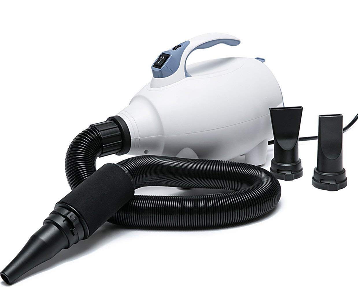 Dog Hair Dryer-High Velocity Professional Dog Pet Grooming Force Dryer Blower