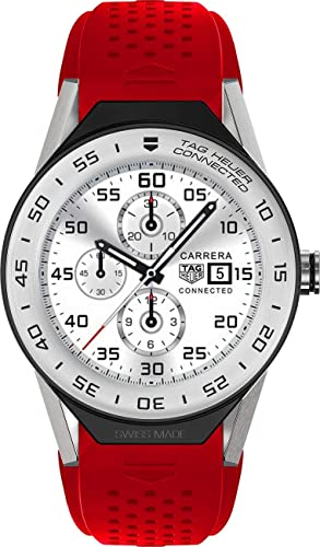Amazon.com: TAG Heuer Connected Modular 41 Mens Smartwatch ...