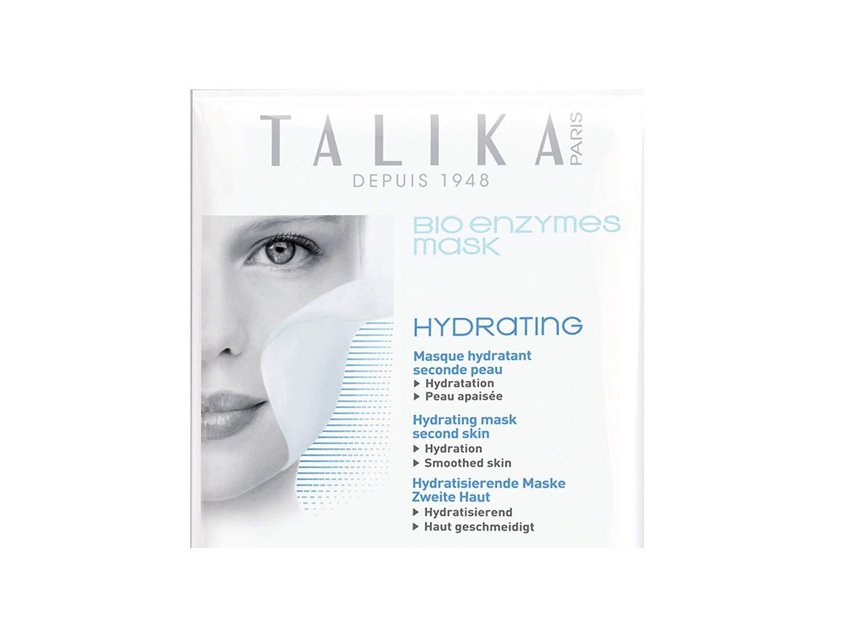 Talika Bio enzimas Máscara Hidratante, 20 g: Amazon.es: Belleza
