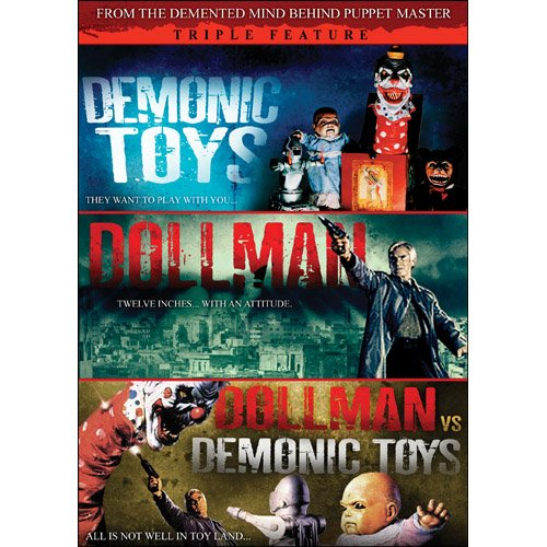 - Demonic Toys/Dollman/Dollman vs. Demonic Toys (Triple Feature)