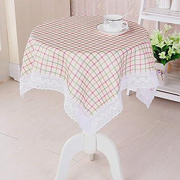 Benbroo nappe pour table de jardin, petite, ronde, en dentelle ...