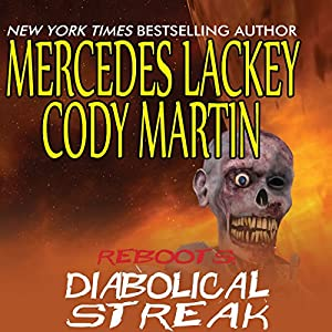 Reboots: Diabolical Streak Audiobook