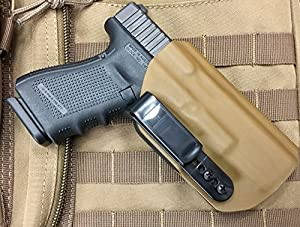 10. MIE Productions Kydex (IWB/AIWB Holster for Glock 21)