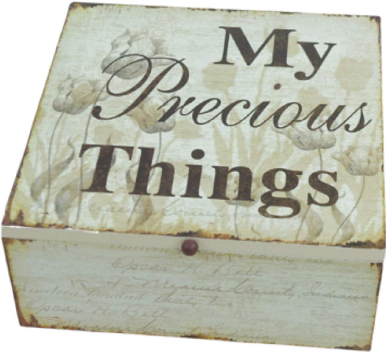 Caja de recuerdos de la amistad de My Precious Things sg1945: Amazon.es: Bricolaje y herramientas