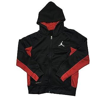 big boys black air jordan jacket