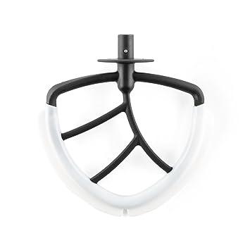 Klarstein Bella Lucia Repuesto de accesorio mezclador de plástico flexible para robot de cocina: Amazon.es: Hogar