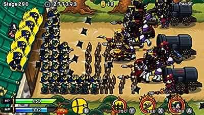 Amazon.com: Samurai Defender: Ninja Warfare - Nintendo ...