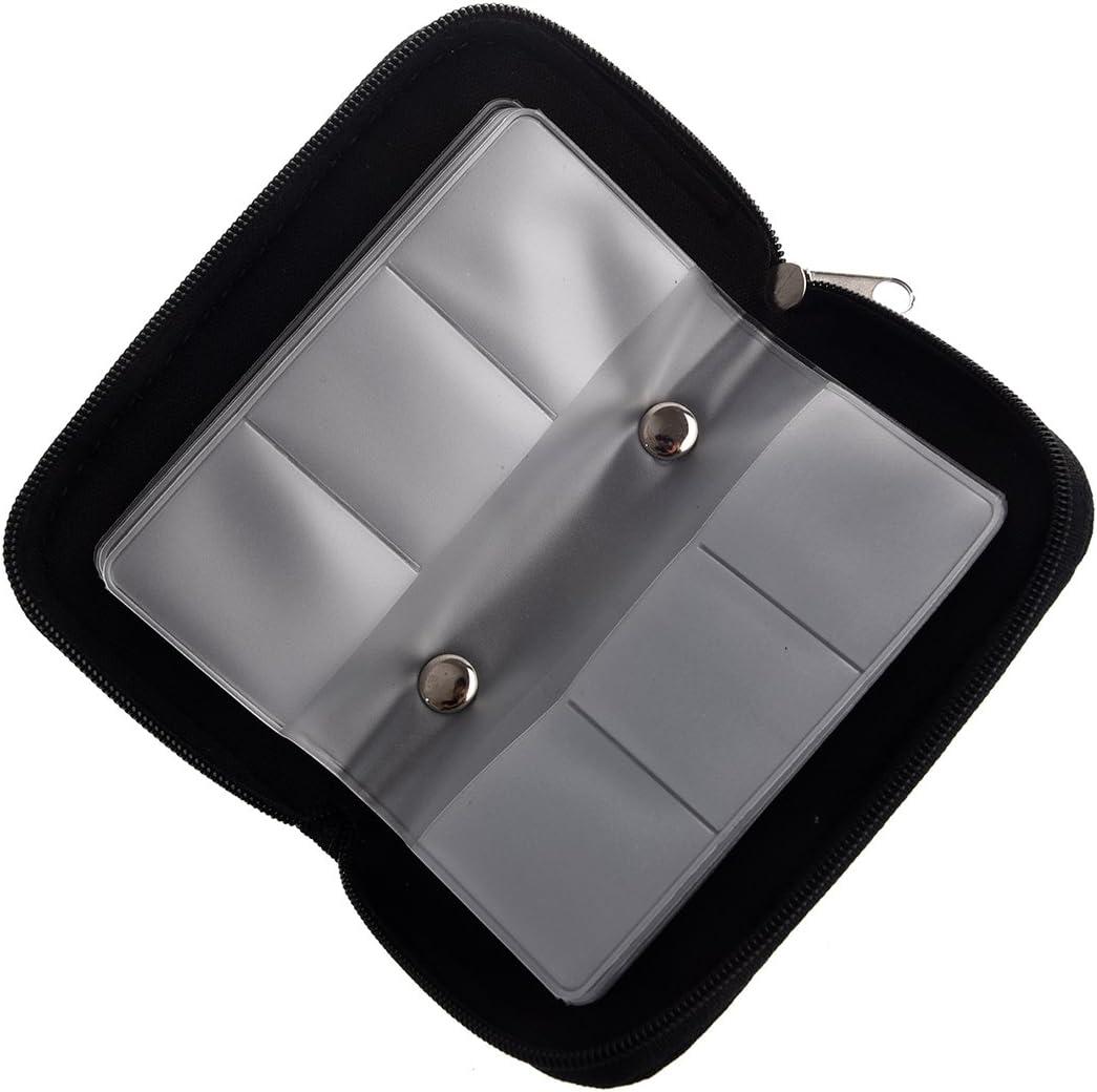 Beauneo Speicherkarten-Tasche Schwarz Generic