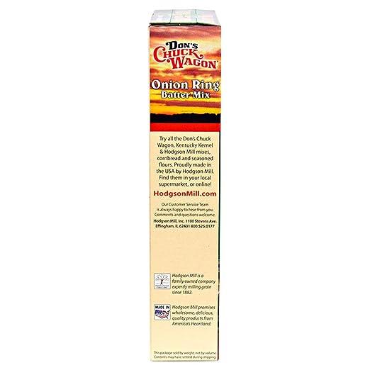 d75bc433b177 Amazon.com   Don s Chuck Wagon Onion Ring Mix