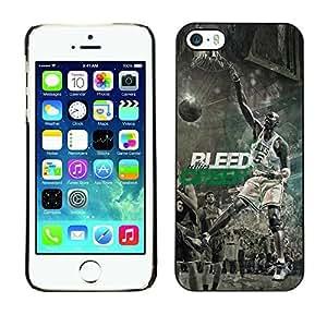 BasketCase Kevn Garnett Celtics Basketball Apple Iphone 6 plus Slim 360 Protection Case Cover PC Aluminium Protector Shell Rugged
