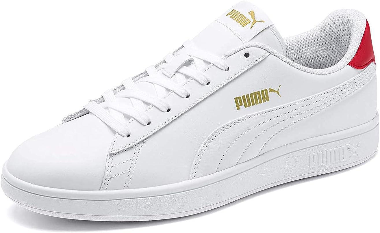 PUMA Branded goods Women's Smash V2 Trust Sneaker