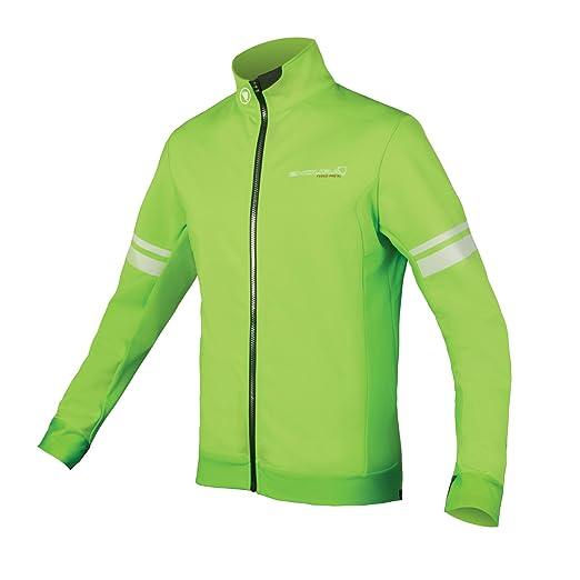 756194da0 Amazon.com  Endura Pro SL Thermal Windproof Winter Cycling Jacket ...