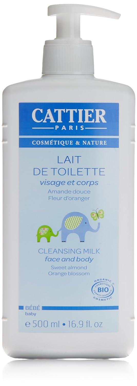 Cattier - Leche Limpiadora para Bebé Cattier, 500ml. CAT056
