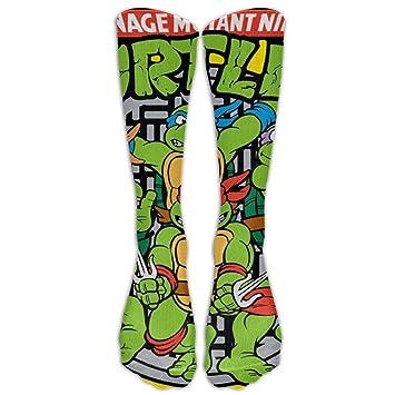 vbndgfhjd Unisex Teenage Mutant Ninja Turtles Tube Socks ...