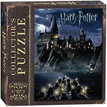 usaopoly world of harry potter 550 piece. Black Bedroom Furniture Sets. Home Design Ideas