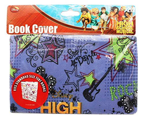 High School Musical Disney's Star Dazzle Violet Colored Book (Best Disney Toys & Child Bookends)
