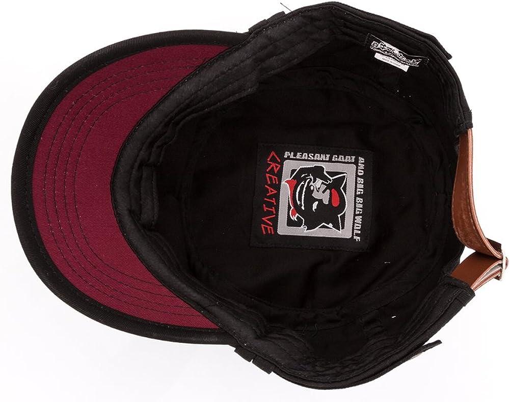 Q/&Y Yq Unisex Cotton Military Hats Cadet Patrol Caps Size M