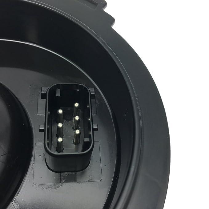 jsd 97020142400 Filtro de combustible para 2010 - 2016 Porsche Panamera 4 4s Turbo: Amazon.es: Coche y moto